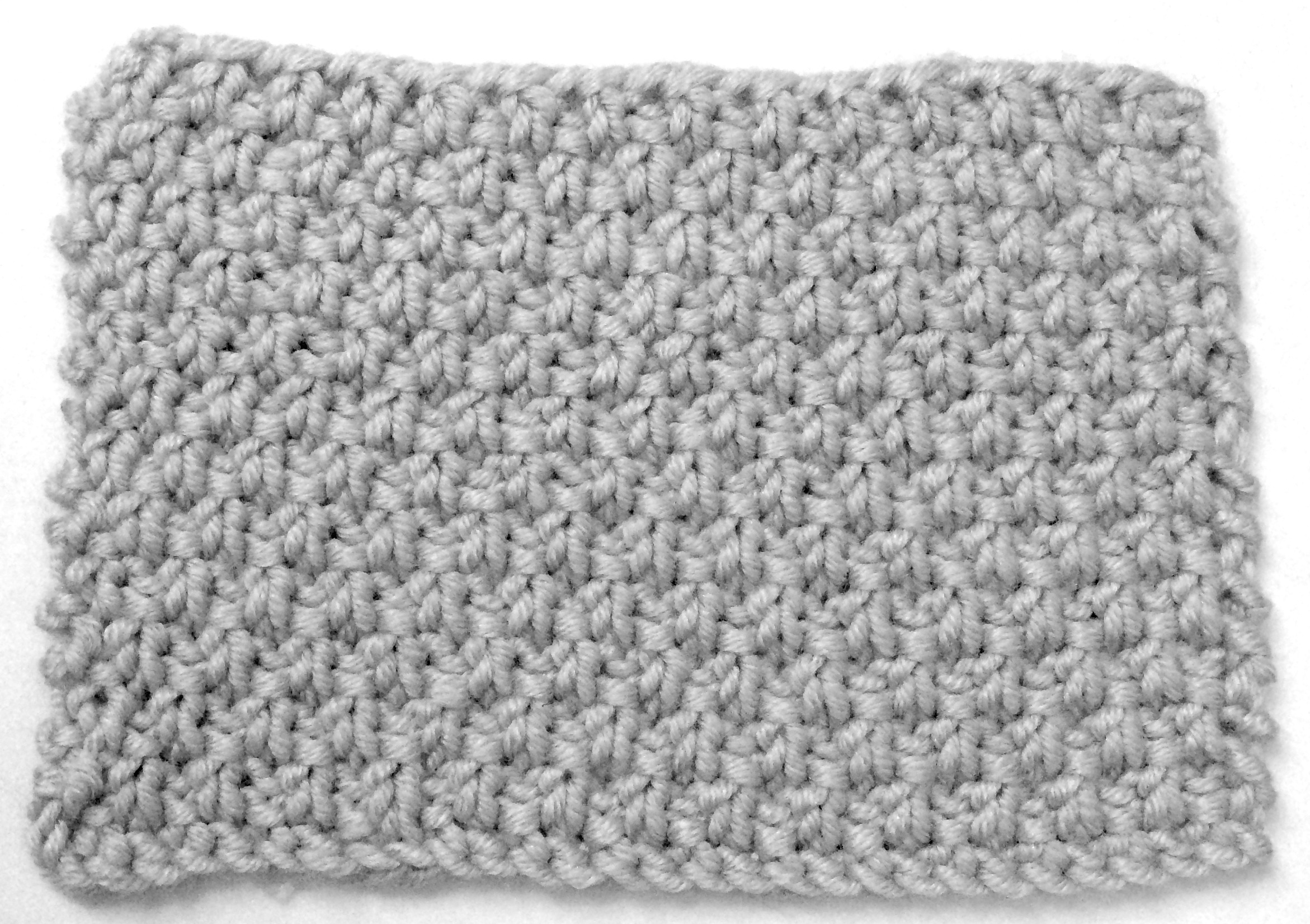 Knitting Double Seed Stitch In The Round : Stitch In Focus   Hand Knitting: Moss Stitch/Seed Stitch Florence Spurling ...
